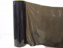 Folie stretch neagra,2kg, 23 microni