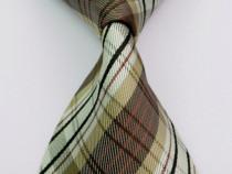 Cravata matase - Dungi Bej