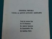 Edentația parțială tratată cu ajutorul protezelor mobilizabi