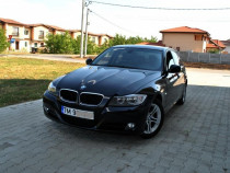 Bmw 320 d, 177 cp, an 2009, navi mare color, euro 5