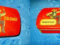 Colombo Vander Elst-Cutie tigarete metalica veche colectie.