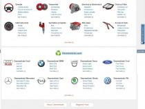 Magazin Online piese auto cu TecDoc - fara TecDoq