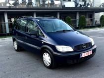 Opel Zafira 2.0 diesel 7 locuri