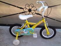 """Sugar & Spice by Apollo - bicicleta copii 12"""" (2-5 ani)"""