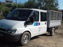 Ford Transit din 2000 6 locuri 1500 kg masa transportabila