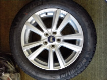 """Roti noi Ford 17"""" x 7.5"""" complete, 4 buc."""