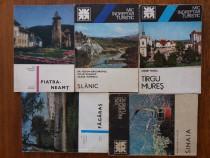5 ghiduri turistice cu harti / R3F