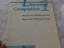 Carte de limba engleza, Literature Companion by Longman