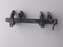 Rampa injectoare complecta skoda fabia 1.4-16 valve an 2004