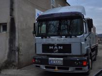 MAN 460CP Camion cu macara si remorca