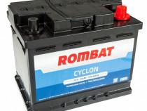 Baterie auto Rombat 62 Ah - livrare gratuita in Bacau !