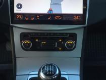 Navigatie 10 inci passat b6 b7 cc android 10 wi-fi 4gb ram