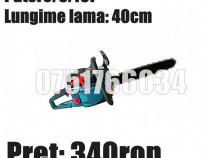 Drujba Motoferastrau Benzina Taiat Lemne 3.4CP Lama 40cm