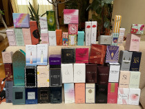 LOT 57 bucati Mini Parfumuri ORIGINALE si RARE, de colectie
