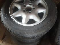 Jante Mercedes 4buc uminiu gume iarna vara super mod umflate
