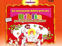 Biblia pe înțelesul copiilor