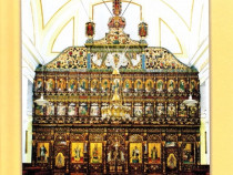 Iconostasul Catedralei Greco-Catolice Sfânta Treime din Blaj