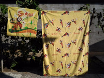 Sinbad The Legend - Lenjerie copii pat 1 persoana