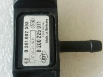 Senzor presiune admisie logan/renault 1,5 dci 8200225971.nou