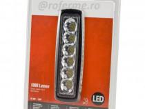 Lampa lucru / Lumini auxiliare LED 18W, utilaje, tractoare,