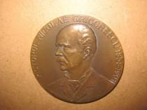 Medalia N. Grigorescu-Centenar 15 Mai 1938 bronz.