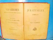 Carte veche Vas Gereben-germana tradusa maghiara Budaspesta.