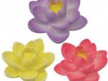 Lampa plutitoare Lotus