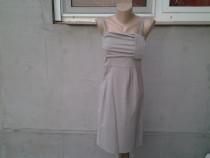 Beige Vero Moda rochie dama mar. 34 / XS