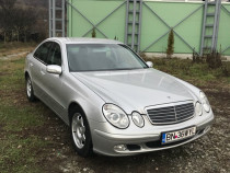 Mercedes E 200 CDI înmatriculat