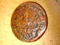 7773-Italia moneda veche 1 Spicciola Lombardia Venetia-1862.