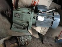 Moto-reductor 1,5 kw 380 vw