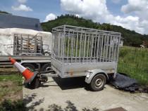 Remorca transport animale vi 700 kg