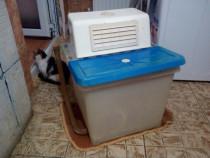 Masina de spalat lenjerie & rufe marunte, capacitate mica.