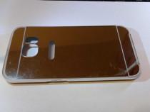 Carcasa metalica, bumper Samsung Galaxy S6 edge - husa prote