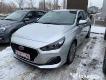 Hyundai fastback i30 1.4t-gdi 140cp exclusive - remat 2019