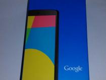 Cutie, ambalaj telefon Google Nexus 5, 16 GB, negru