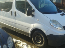 Renault trafic mixt 5+1 2009