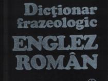 Dicţionar frazeologic englez român