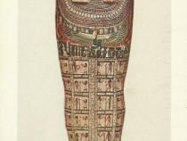 7 vederi cu sarcofage Egiptul Antic Muzeul Britanic