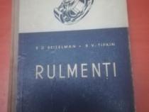 Rulmenti-Beizelman. RD-ed Tehnica 1956.
