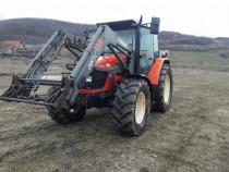 Tractor cu incarcator Same silver 90