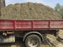 6-7 tone nisip sortat,sorturi,balast