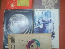 Set cărți tehnica nucleara