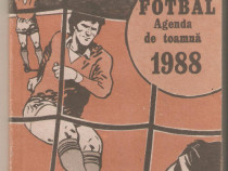 Agenda Fotbal 1988