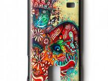 Husa protectie Samsung Galaxy S5 mini, carcasa spate telefon