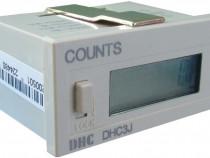 Numarator digital de panou, afisaj LCD, H7EC - 111303