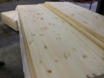 Producem blaturi (panouri)din lemn de pin cu lamela continua
