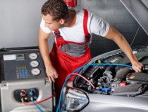 Incarcare si reparatii sisteme AC si climatizare auto