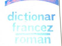 Dictionar - roman - francez de Marcel Saras