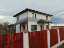 Casa cu 4 camere p+1+pod an 2018 terasa beci Joita, Giurgiu